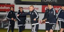Beşiktaş, Skenderbeu maçına hazır
