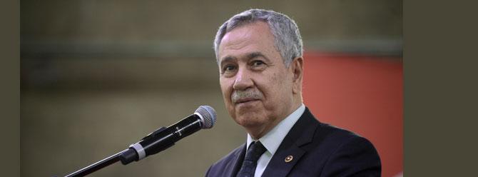 Arınç'tan 'kadınlara kelepçeli gözaltı' açıklaması