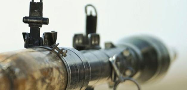 Cizre Adliyesi'ne roketatarlı saldırı