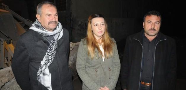 Cizre eski Belediye Başkanı Leyla İmret gözaltına alındı