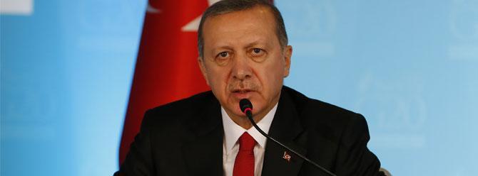 Cumhurbaşkanı Erdoğan G20'de konuştu