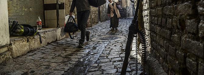 Diyarbakır Emniyet, Sur bilançosu: 1 ölü, 6 gözaltı