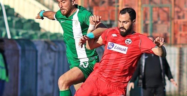 Diyarbekirspor, Yomraspor'a takıldı. 1-1