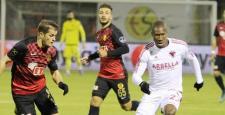 Eskişehirspor 3 – 2 M. İdman Yurdu, Es es sonunda güldü