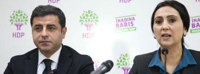 HDP'den Dündar ve Gül'ün tutuklanmasına tepki geldi