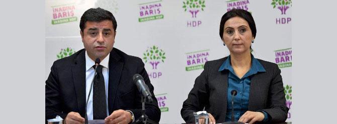 HDP'den Paris açıklaması