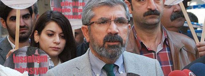 """HDP'den Tahir Elçi açıklaması: """"Şiddetle kınıyoruz ve lanetliyoruz"""""""