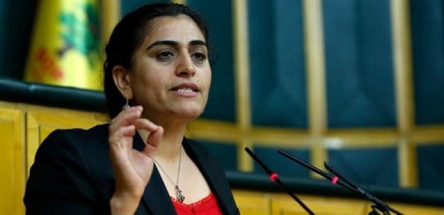 HDP'li Sebahat Tuncel beraat etti