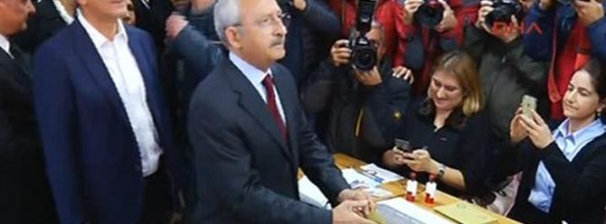 Kılıçdaroğlu: Bu ülkede huzur ve refah istiyoruz