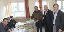 Diyarbakır'da Oy Kullanma İşlemi Başladı
