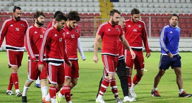 Mersin İdmanyurdu'nda gözler Fenerbahçe maçına çevrildi