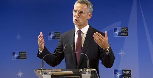 NATO'dan Türkiye'ye açıklaması