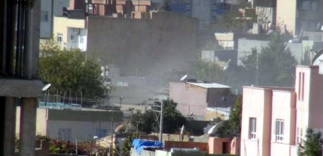 Nusaybin'de patlama ve çatışma sesleri!