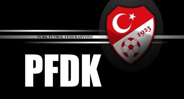Pfdk'dan Temsilcimiz Diyarbekirspor'a ceza