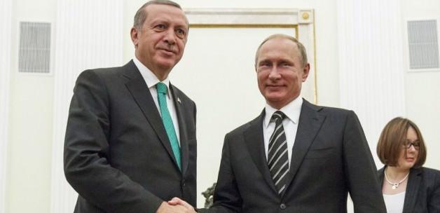 Putin: Sayın Erdoğan ile hemfikiriz
