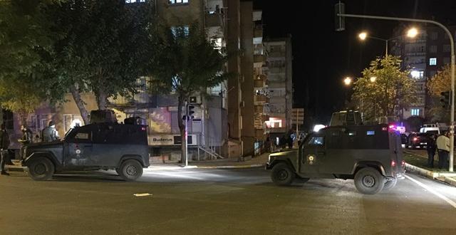 Diyarbakırda Tahrip Gücü Yüksek Patlama