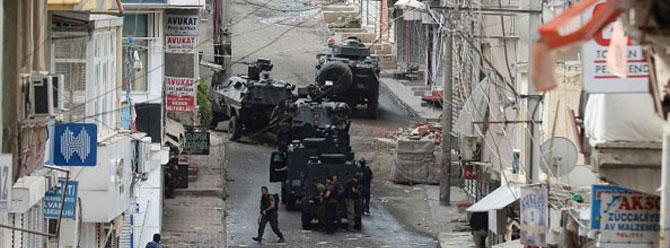 Mardin Nusaybin'de Sokağa Çıkma Yasağı İlan Edildi