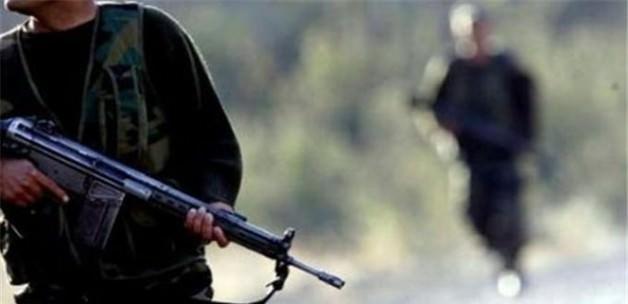 Silvan'da çatışma: 1'i polis, 2 yaralı