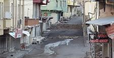 Silvan'da sokağa çıkma yasağı sonrası çatışma!
