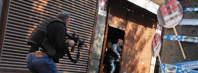 Sur ilçesinde sokağa çıkma yasağı ilan edildi