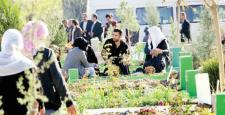 Diyarbakır'da ; 'Çığlık geliyor' diye mezarları açtırdılar