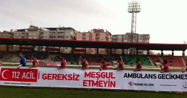 Diyarbekirspor, Adliyespor'u eli boş gönderdi