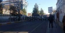 Diyarbakır'da yaşanan olaylarda silahlı çatışma çıktı