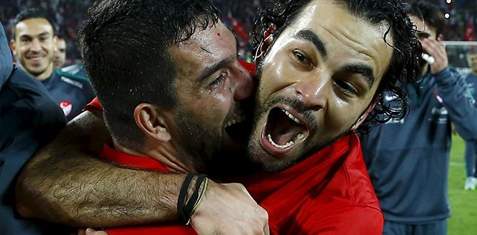 2015'in en iyi golü Selçuk İnan'dan!