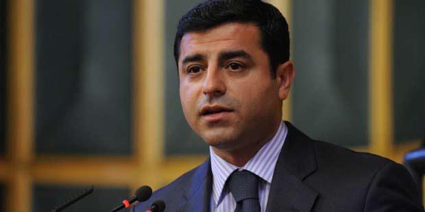 Selahattin Demirtaş: Bizim parti içerisinde Erdoğan sevdalıları var