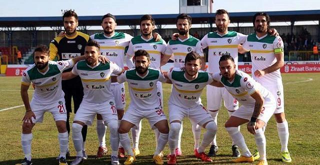 Amedspor, Başakşehir karşısında 9 kişi ile 1 puan'ı kaptı