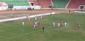 Diyarbekirspor 1-0 A. Adliyespor (Özet Video)