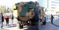 Sur'da çatışmalar şiddetlendi, asker ilçeye girdi
