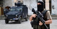 Sur'a 500 Kişilik Jandarma Özel Harekat Ekibi