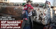 Adil Gür: Hendekler HDP'yi bölecek
