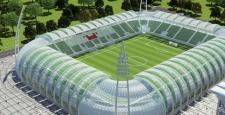 Akhisar Stadı inşaatında şok gelişme