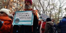 'Barışa Yürüyoruz' sloganıyla Bodrum'dan Diyarbakır'a…
