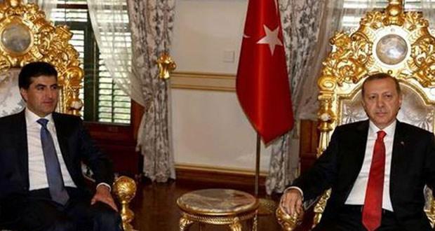 Barzani-Erdoğan görüşmesi sonrası açıklama