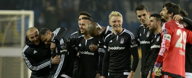 Beşiktaş'ta futbolculara bir hafta izin