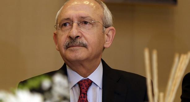 CHP Genel Başkanı Kılıçdaroğlu Diyarbakır'da