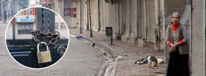 Cizre ve Silopi'de sokağa çıkma yasağı ilan edildi