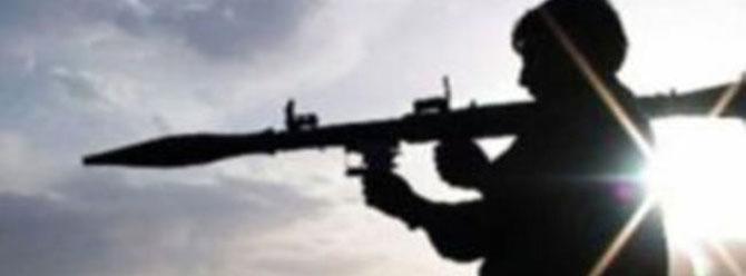 Diyarbakır Sur'da polise roketatarlı saldırı