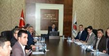 Diyarbakır'da Ekonomik Durum Toplantısı