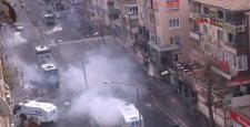 Diyarbakır'da Sular Durulmuyor! Şehir yine karıştı