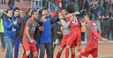 Diyarbekirspor'dan 5 gollü güzel galibiyet