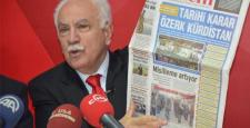 Doğu Perinçek: HDP derhal kapatılsın