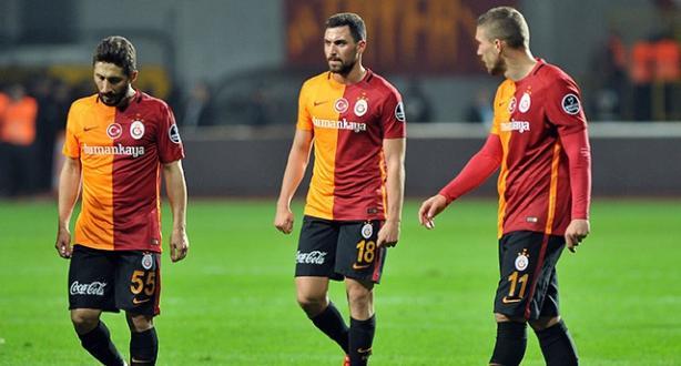 Galatasaray'ın kredisi erken bitti
