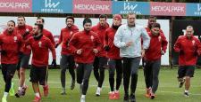 Galatasaray, Akhisar Belediyespor maçı hazırlıklarına başladı