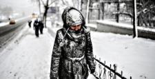 Hakkari'de okullara kar tatili engeli