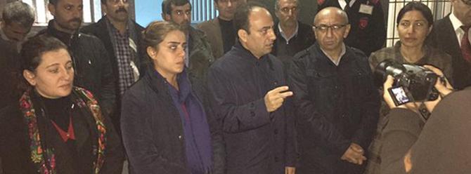 HDP'li Baydemir'den şoke eden iddia: Şırnak'ta morgta yer kalmadı