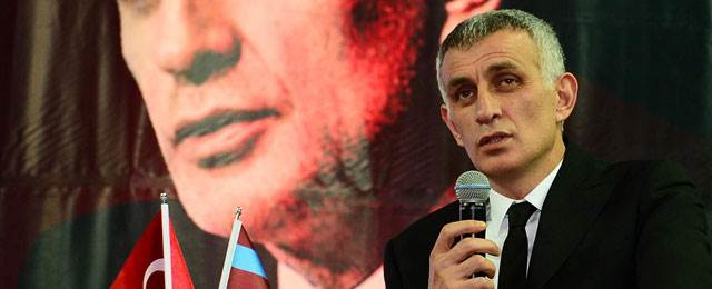 İbrahim Hacıosmanoğlu: Trabzonspor'u sportif başarılara taşıyacağız